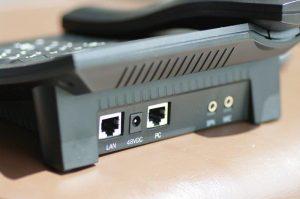 PoEによるIP電話や無線LANアクセスポイントへの給電のメリット